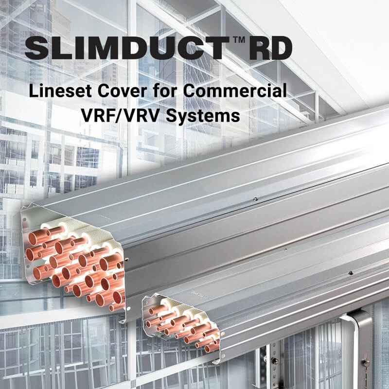 SLIMDUCT RD