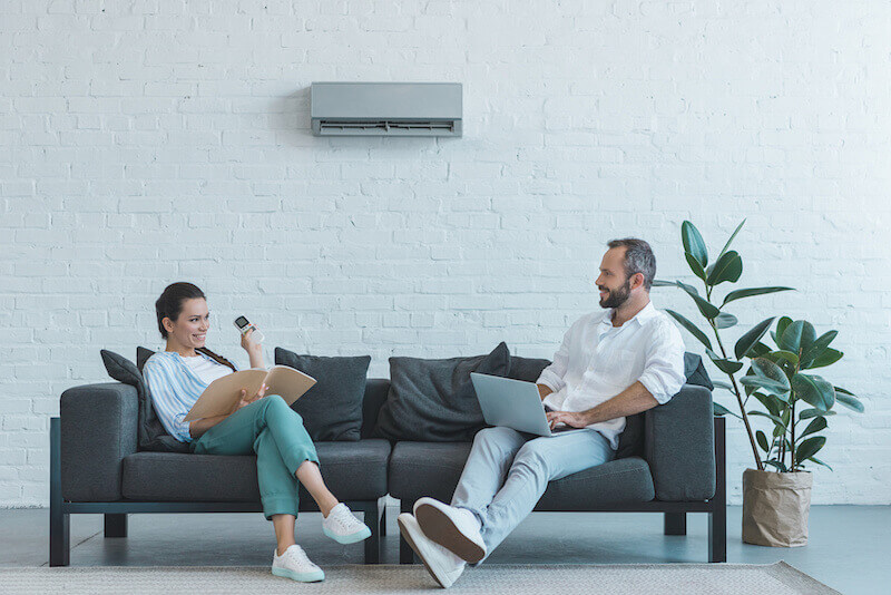 Beat the Heat with Ductless System