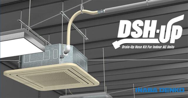 DSH-Up drain-up hose kit